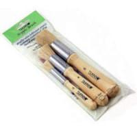 Stipple Brush Set3 sizes - Product Image