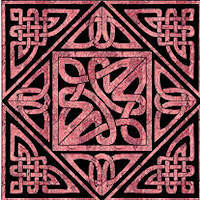 Knameless Knot Celtic Block - Product Image