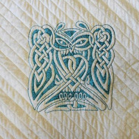Celtic Owl - Product Image