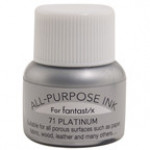 All Purpose InkMetallic Platinum - Product Image