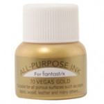 All Purpose InkMetallic Vegas Gold - Product Image