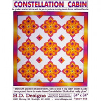 "Constellation Cabin  84""x84"" - Product Image"