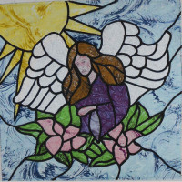 Angel in the Garden - Product Image