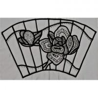 Magnolia Fan - Product Image