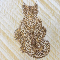 Celtic Cat - Product Image