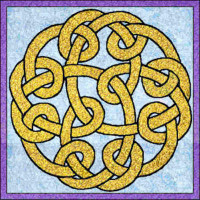 Celtic Circle Knot - Product Image