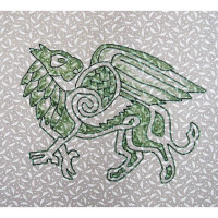 Celtic Griffin - Product Image