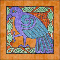 Celtic Raven - Product Image
