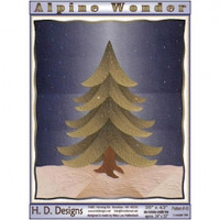 "Alpine Wonder  35"" x 43"" - Product Image"