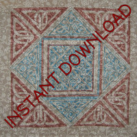 Tavern by the SeaDownloadable Pattern - Product Image