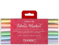 Fabrico Marker Set6 Pc. Sorbet - Product Image