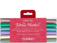 Fabrico Marker Set6 Pc. Pastel - Product Image