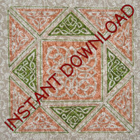 Snake DesertDownloadable Pattern - Product Image