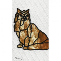 My Cat SeriesFluffy - Product Image