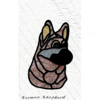 My Dog SeriesGerman Shephard - Product Image