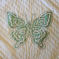Celtic Butterfly - Product Image