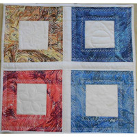 Quilt As You Go 2-sided Quilt - Product Image