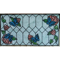 Butterfly & Roses - Product Image