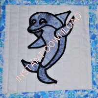 See My New FriendsDolphinDownloadable Pattern - Product Image