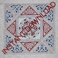 Bleeding HeartsDownloadable Pattern - Product Image