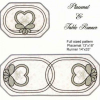 Place Mat & Table Runner - Product Image