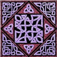 Skye Celtic Block - Product Image