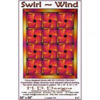 "Swirl Wind   68""x86"" - Product Image"