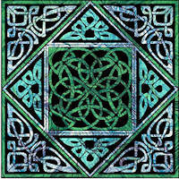 Christie's Knot Celtic Block - Product Image