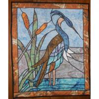 Majestic Blue Heron - Product Image